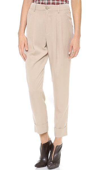 Rachel Zoe Cannes Slouchy Pants