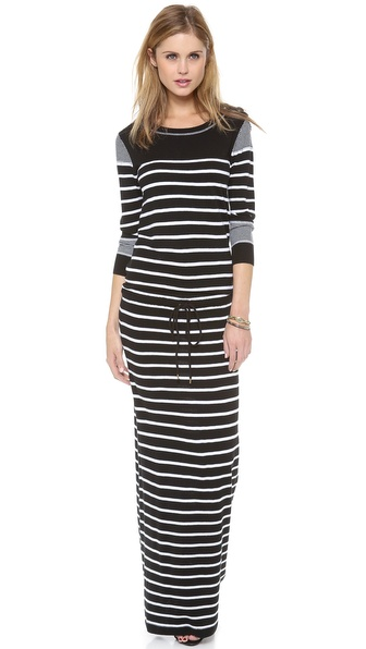 Rachel Zoe Tommy Sweater Maxi Dress