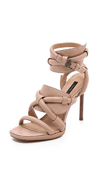 Rachel Zoe Monica Ankle Strap Sandals