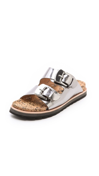 Rachel Zoe Fawn Two Band Sandals