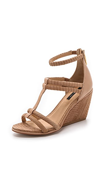 Rachel Zoe Nancy Strappy Wedges