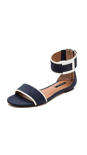 Rachel Zoe Gracie Flat Sandals