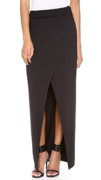 Rachel Zoe Hendricks Wrap Skirt