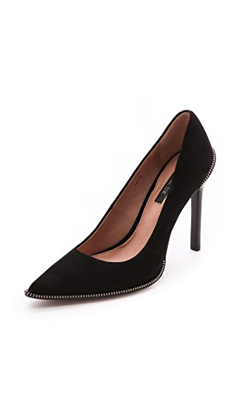 Rachel Zoe Ambrosia Zipper Pumps