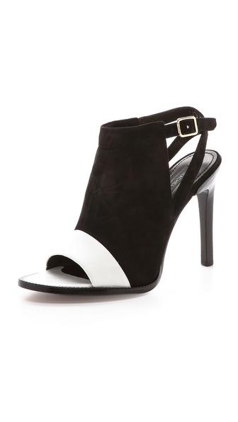 Rachel Zoe Lacey Cutout Sandals