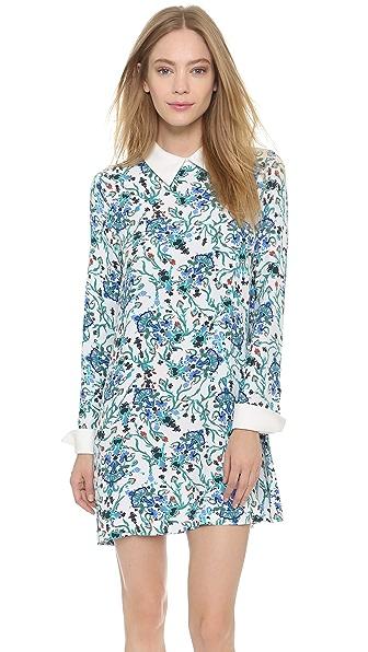 Kupi Rachel Zoe haljinu online i raspordaja za kupiti Rachel Zoe Hariet Flare Dress Pure White online