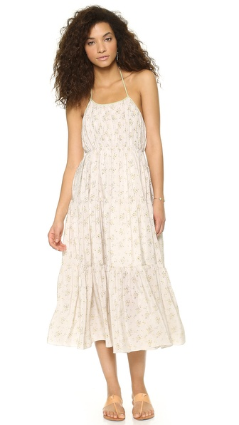 Rae Francis Marcel Midi Dress