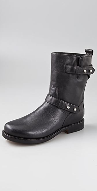 Rag & Bone Classic Motorcycle Boots