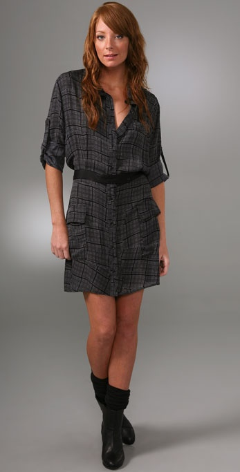 Rag & Bone Somerset Shirtdress