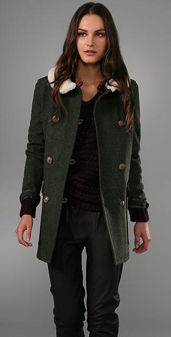 Rag & Bone Euston Coat