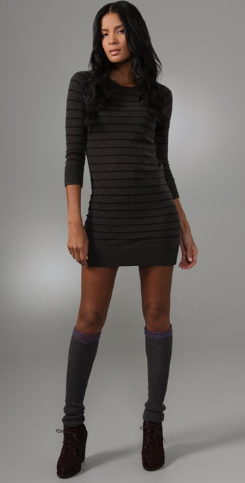 Rag & Bone Putney Cashmere Dress