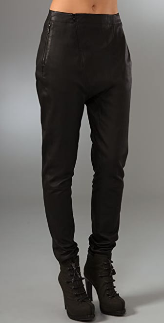 Rag & Bone Ledbury Leather Pants