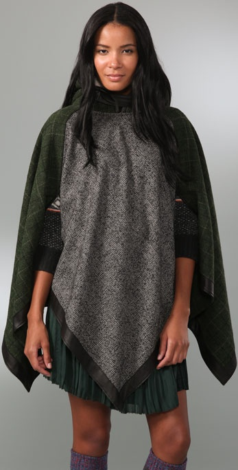 Rag & Bone Northfield Poncho