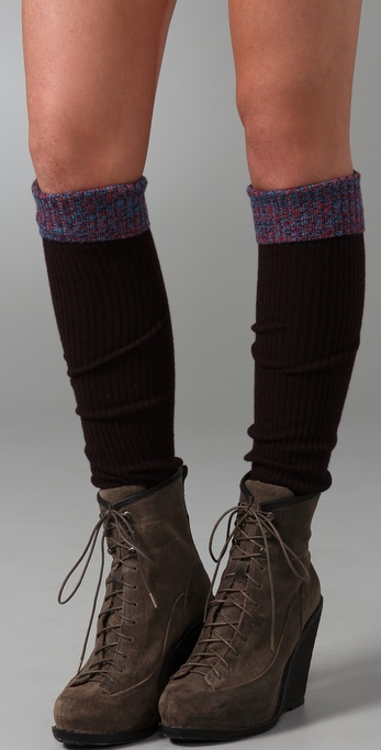 Rag & Bone Shoreditch Leg Warmers