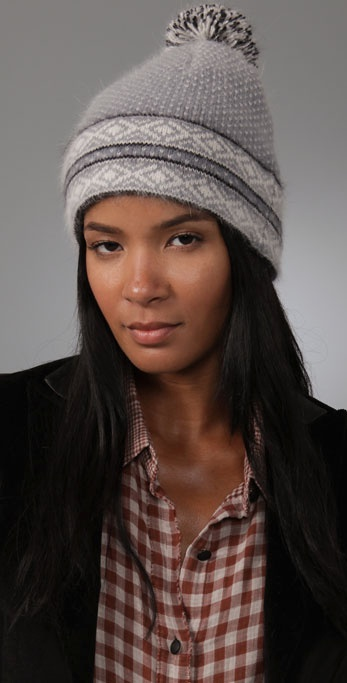 Rag & Bone Grayling Fair Isle Hat