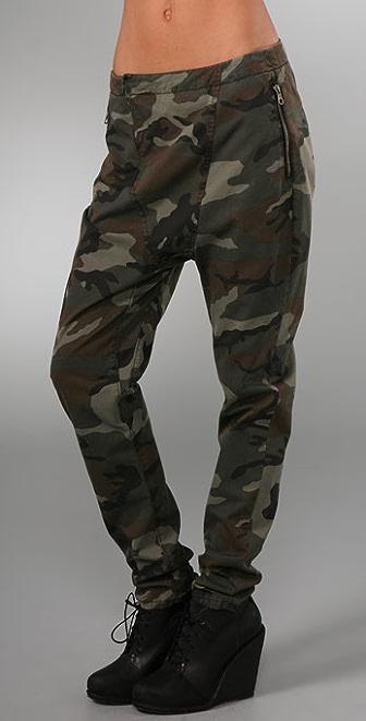 Rag & Bone Ledbury Camo Pants