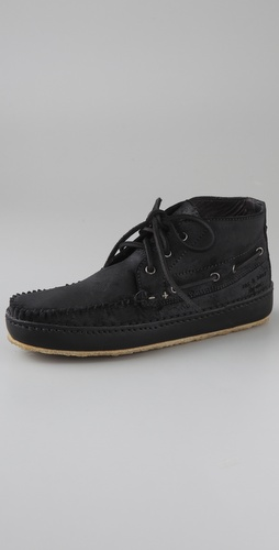 Rag & Bone Wakerfield Boat Shoes