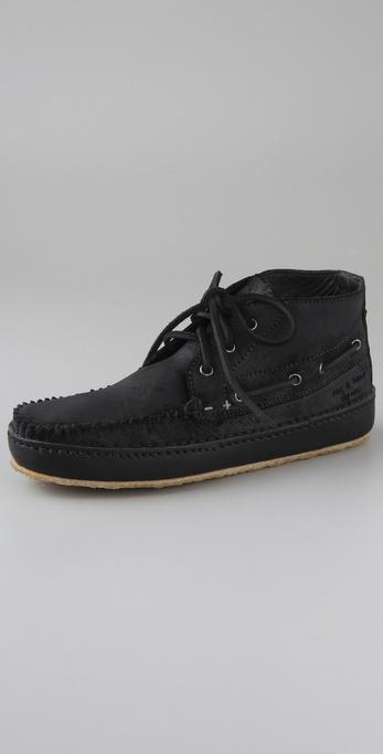Rag & Bone Wakerfield Boat Shoes