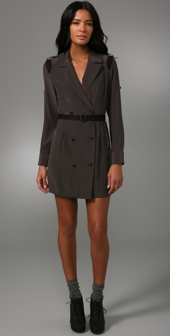 Rag & Bone Ohara Trench Dress