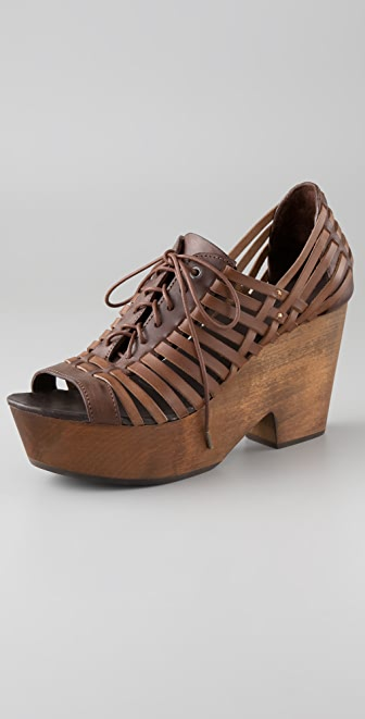 Rag & Bone Horos Woven Oxford Sandals