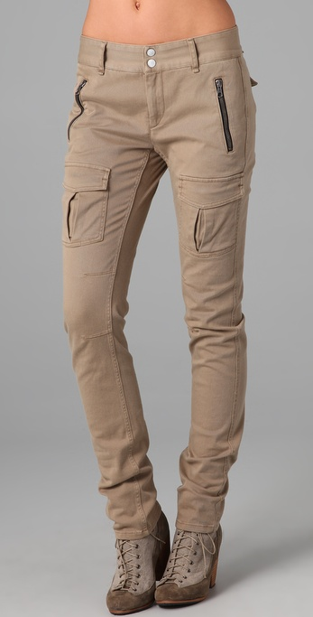 Rag & Bone Tank Pants with Pockets