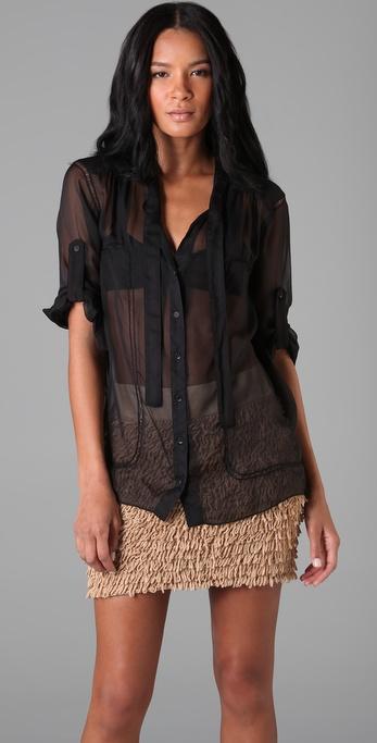 Rag & Bone Jane Shirt