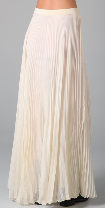 Rag & Bone Desert Long Skirt from shopbop.com