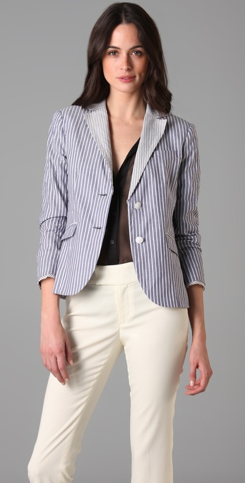 Rag & Bone Nancy Stripe Blazer