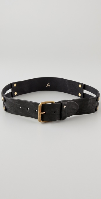 Rag & Bone Pointy Belt