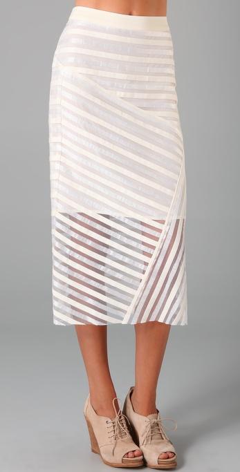 Rag & Bone Isington Skirt