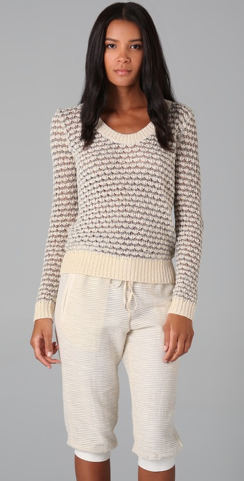 Rag & Bone Exeter Crew Neck Sweater