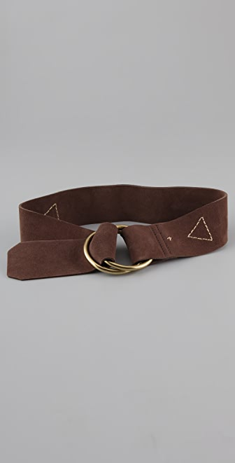 Rag & Bone O Ring Belt