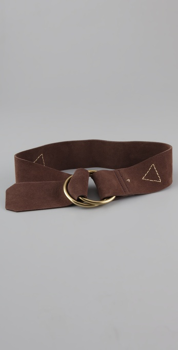 Rag & Bone O Ring Belt