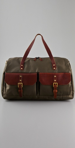 Rag & Bone Sharp Overnight Bag