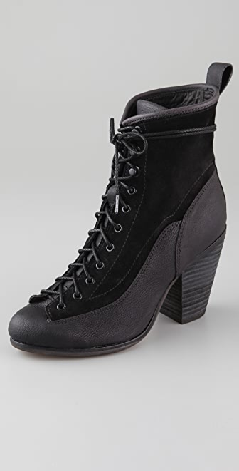 Rag & Bone Classic Combat Boots