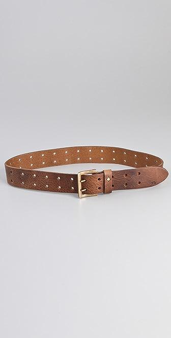 Rag & Bone Double Prong Belt