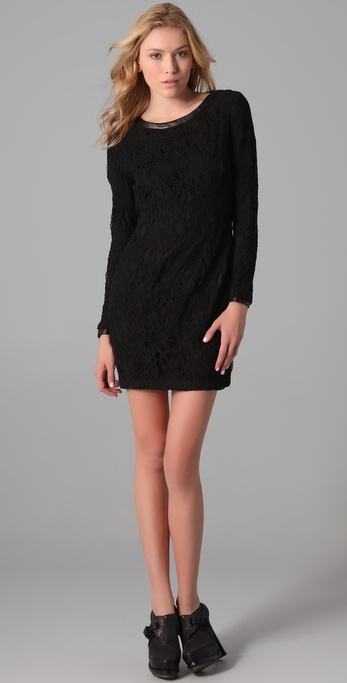 Rag & Bone Sheila Lace Dress