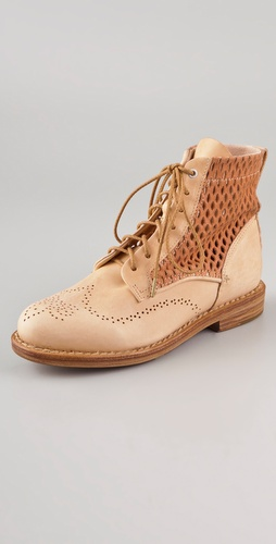 Rag & Bone Wessex Lace Up Booties