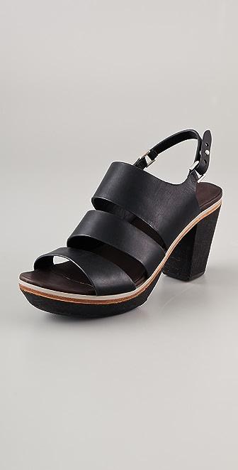 Rag & Bone Folsom Platform Sandals