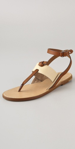 Rag & Bone Sigrid Thong Flat Sandals