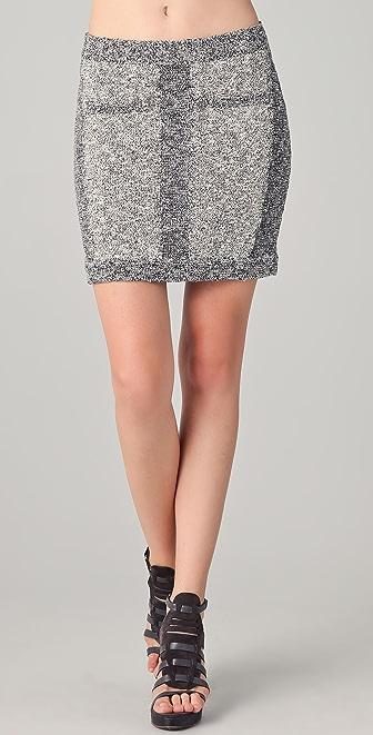 Rag & Bone Hart Knit Skirt