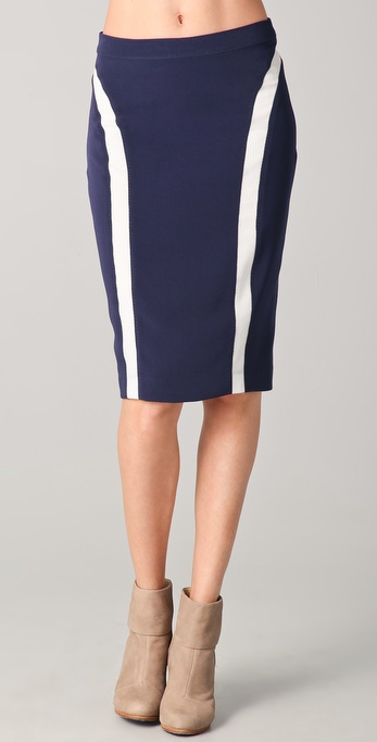 Rag & Bone Scuba Skirt