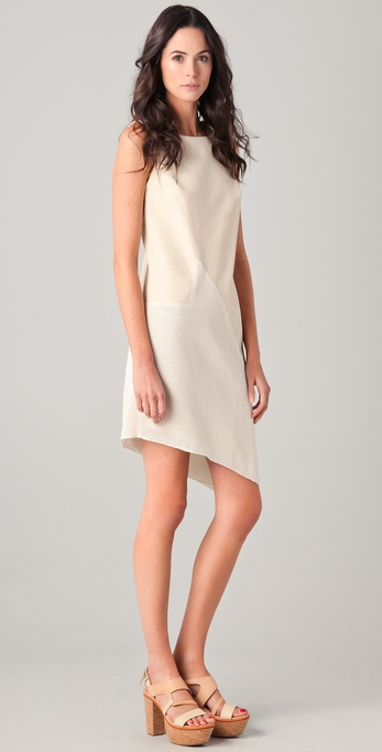 Rag & Bone Goetz Leather Dress