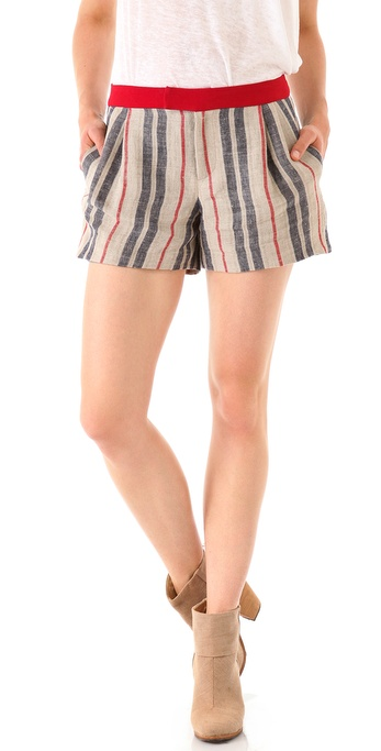 Rag & Bone Cohrell Shorts