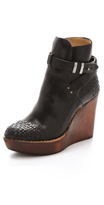Rag & Bone Emery Wedge Boots