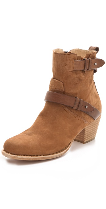 Rag & Bone Harper Moto Boots