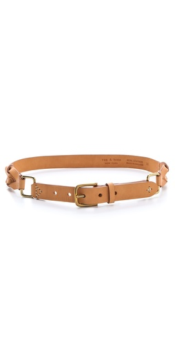 Rag & Bone Hopton Belt