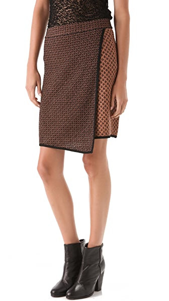 Rag & Bone Amanda Knit Skirt