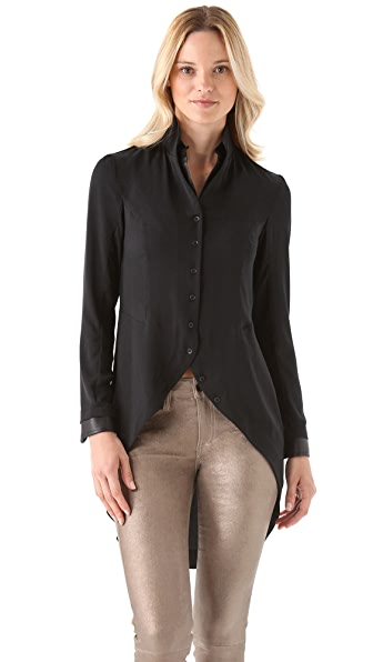 Rag & Bone Tail Shirt