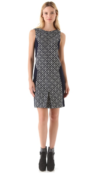 Rag & Bone Halo Embroidered Dress